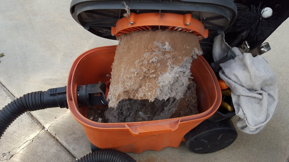 Clothes Dryer Vent Cleaning Sweep S Luck Chimney